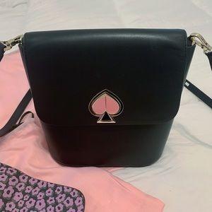 Kate Spade Make It Mine Backpack - 2 Flaps & Locks